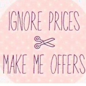 Make some offers